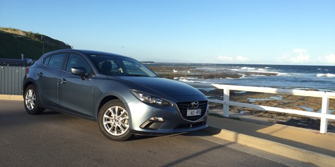 2014 Mazda 3 Review : LT4
