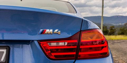 Lexus RC F v BMW M4 : Comparison review