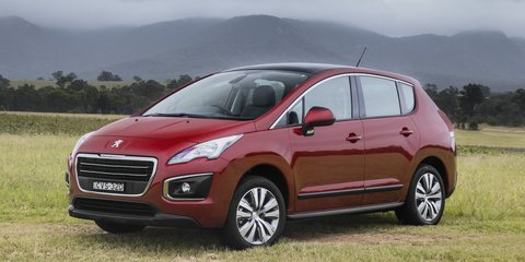 2015 Peugeot 3008 pricing and specifications
