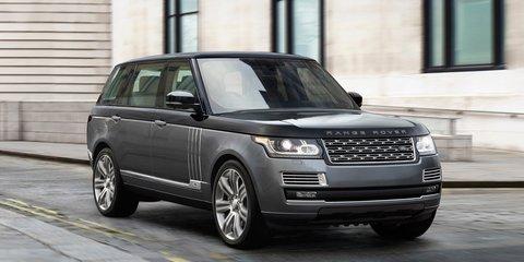 Ultra-luxury Range Rover SVAutobiography premieres