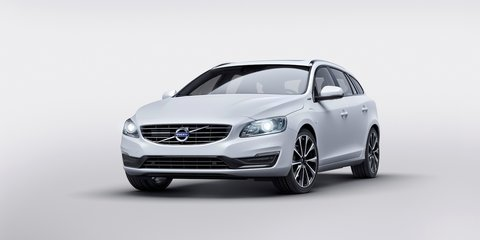 2015 Volvo V60 D5 Twin Engine revealed