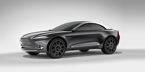2019 Aston Martin DBX SUV and new platforms given green light for production