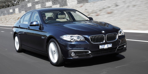 2015 BMW 5 Series gains new options packages; 550i variant discontinued