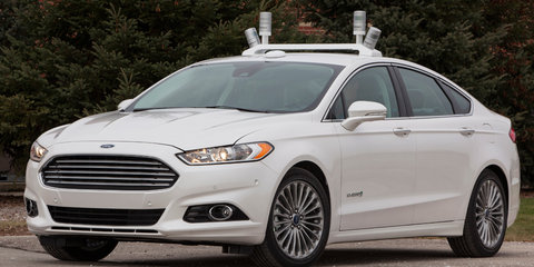 """Google and Apple car development a """"wake up call"""", says Ford"""