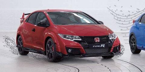Honda Civic Type R hatchback revealed via Polish leak