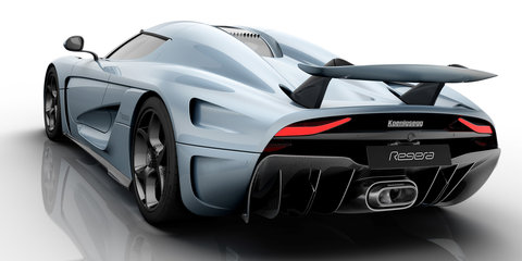 Koenigsegg Regera petrol-electric 1119kW/2000Nm supercar revealed