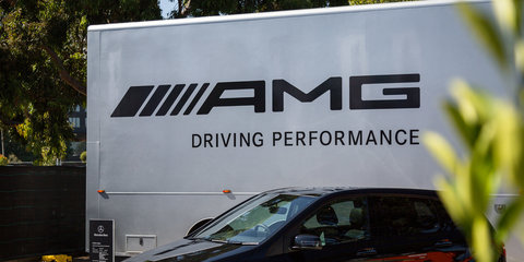 Mercedes-Benz offers AMG customers a chance to drive Mt Panorama