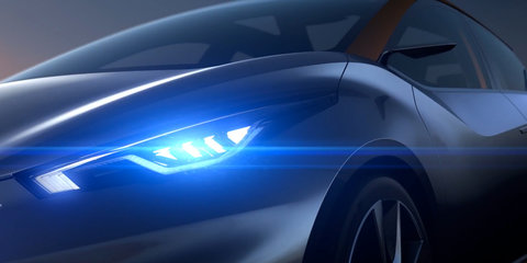 Nissan Sway small hatch concept teased in new video