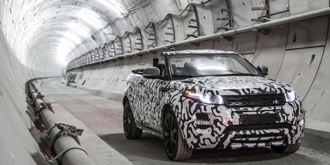 Range Rover Evoque SV model expected soon, Convertible confirmed for Australia