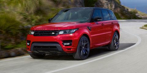 Range Rover Sport HST will headline revised 2016 lineup