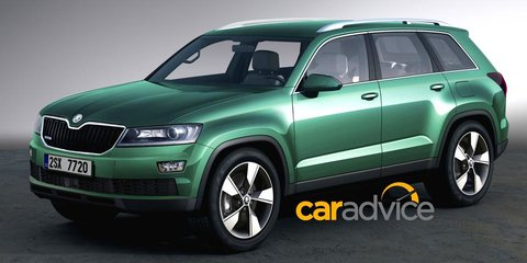 Skoda chairman confirms seven-seat SUV for Australia