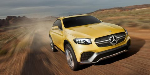 Mercedes-Benz GLC Coupe almost certain for Australia