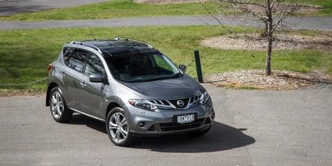 2013-2015 Nissan Murano recall for steering fix