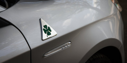 Alfa's QV badge will soon be exclusive to Giulia and above