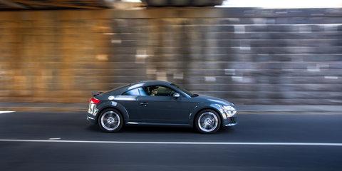 2015 Audi TT Sport Speed Date