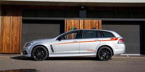 2015 Holden Sportwagon SV6 Sandman Speed Date