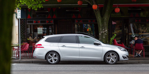 2015 Peugeot 308 Allure Touring:: Week with Review