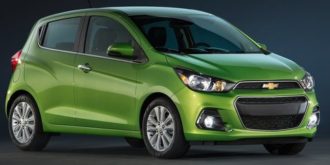 "2016 Holden Spark ""an important entry"" for the brand"
