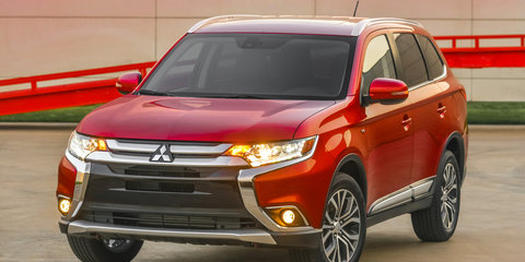The new face of Mitsubishi revealed