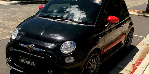 2011 Abarth 500 ESSE Review Review