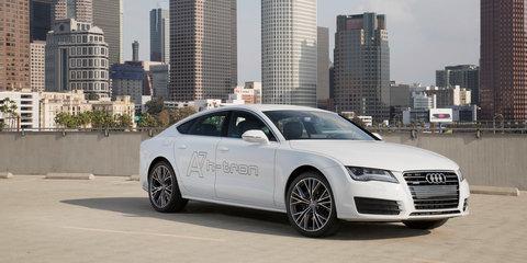Audi A7 Sportback h-tron quattro Review