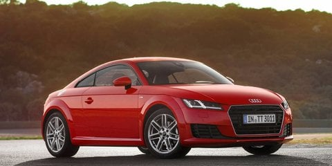 Audi TT 1.8 TFSI base model revealed, under consideration for Australia