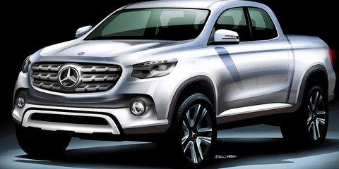 "Nissan Australia boss ""flattered"" that Mercedes-Benz will use Navara platform"