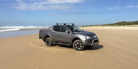 2016 Mitsubishi Triton Review
