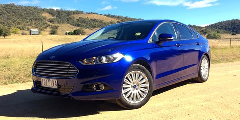 2015 Ford Mondeo Review: Hatch and Wagon