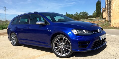 Simple 2016 Volkswagen Golf R Wagon Review  CarAdvice
