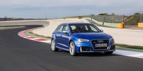 2015 Audi RS3 Sportback quattro to be priced 'around $80,000'