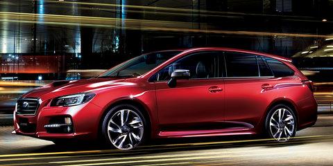 Subaru recalls European design ethos
