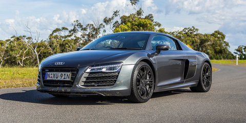 2015 Audi R8 V10 Plus Review