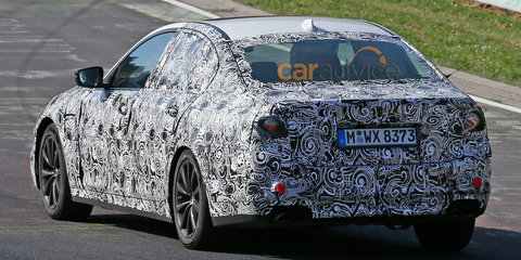 Next-generation BMW 5 Series spied on the Nurburgring