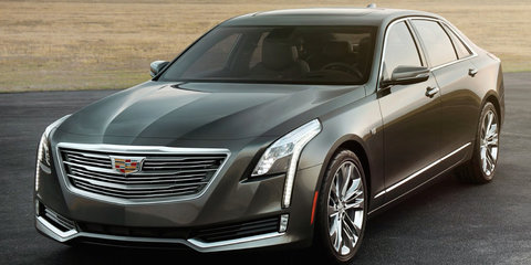 Cadillac CT6 flagship sedan leaked ahead of New York debut