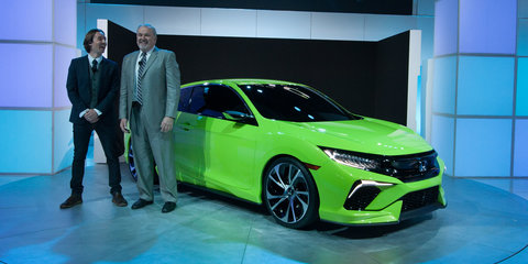 "Next Honda Civic marks the ""return of the sporty Civic"" according to designer"