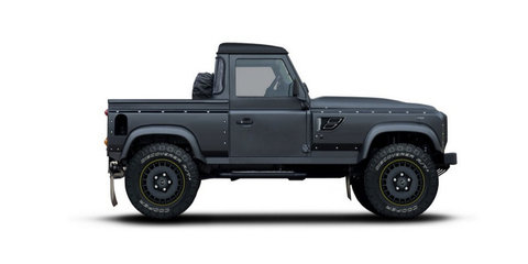 Kahn Flying Huntsman Pickup adds aggro to Land Rover Defender ute