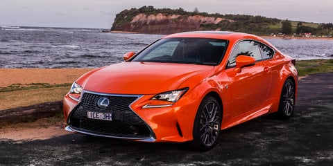 2015 Lexus RC350 F-Sport Speed Date