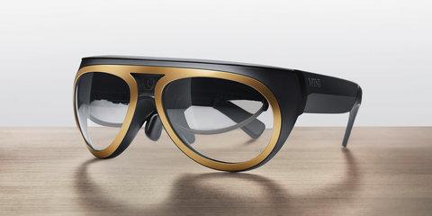 Mini previews augmented reality glasses ahead of Shanghai show