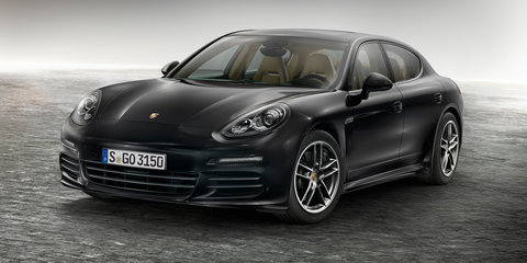 Porsche Panamera Edition models add more features for no extra cost