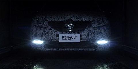 Renault Sport teases hot Renault Sandero RS