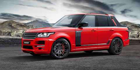 Startech Pickup reimagines Range Rover as a luxury ute
