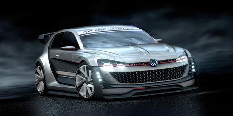Volkswagen GTI Supersport Vision Gran Turismo debuts online