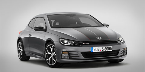 Volkswagen Scirocco GTS detailed ahead of Shanghai show