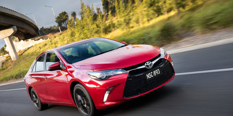 Toyota Australia's behind-the-scenes fight to make new-look Camry