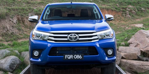 2016 Toyota HiLux details, October launch in Australia