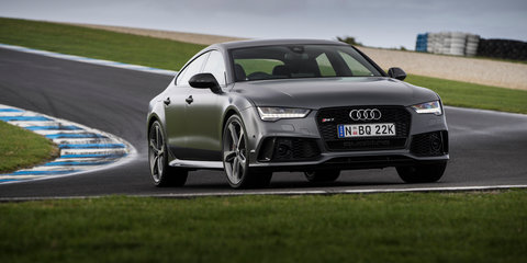 2015 Audi RS7 Sportback Review