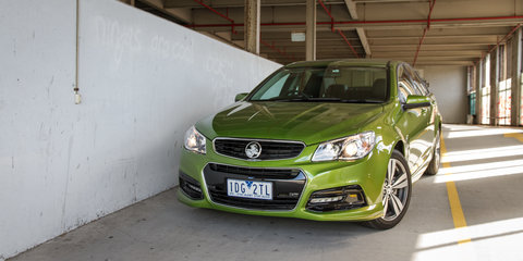 2015 Holden Commodore Review