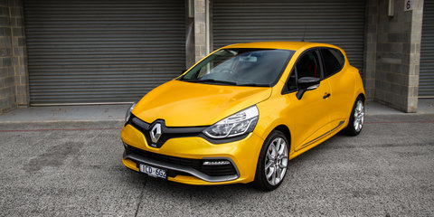 2015 Renault Clio RS200 Review: Sandown Raceway weekender