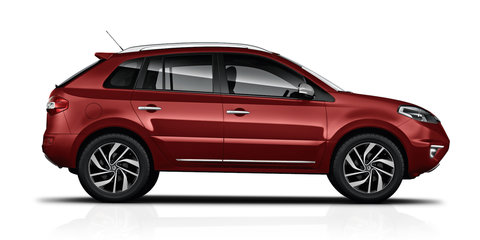2016 renault koleos pricing and specifications caradvice. Black Bedroom Furniture Sets. Home Design Ideas